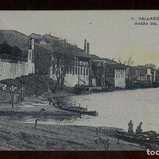 Postales: POSTAL DE VALLADOLID, N.11, RIVERA DEL PISUERGA, ED. L.J. NO CIRCULADA.. Lote 100575759