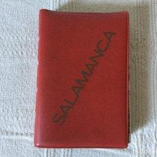 Postales: LIBRETO CON 24 POSTALES DE SALAMANCA. AÑOS 50-60. Lote 101449595