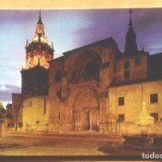 Postales: BURGO DE OSMA - SORIA - CATEDRAL. Lote 101605019
