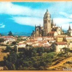 Postales: SEGOVIA - CATEDRAL. Lote 101605799