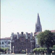 Postales: DIAPOSITIVA ESPAÑA BURGOS 1967 AGFACOLOR 35MM SLIDE SPAIN PHOTO FOTO . Lote 102138547