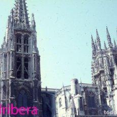 Postales: DIAPOSITIVA ESPAÑA BURGOS 1967 AGFACOLOR 35MM SLIDE SPAIN PHOTO FOTO. Lote 102139975