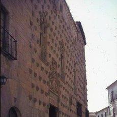 Postales: DIAPOSITIVA ESPAÑA SALAMANCA 1967 AGFACOLOR 35MM SPAIN SLIDE PHOTO FOTO CASTILLA. Lote 102141231