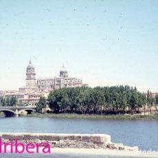 Postales: DIAPOSITIVA ESPAÑA SALAMANCA 1967 AGFACOLOR 35MM SPAIN SLIDE PHOTO FOTO CASTILLA. Lote 102143339
