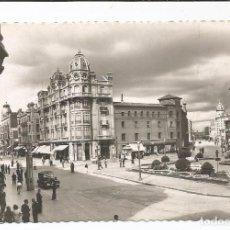 Postales: LEÓN - AVENIDA DE ORDOÑO II Y GRAL. SANJURJO - Nº 63 ED. GARCÍA GARRABELLA. Lote 102501143