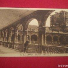 Postales: POSTAL 54. SALAMANCA. GALERÍA DE LOS IRLANDESES. Lote 102769183