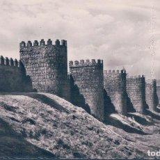 Postales: POSTAL - AVILA - MURALLAS - HELIOTIPIA ARTISTICA ESPAÑOLA - 5. Lote 103221967