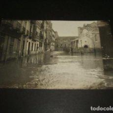 Postales: VALLADOLID 1924 INUNDACIONES DEL RIO ESGUEVA POSTA FOTOGRAFICA MUY RARA . Lote 103991655