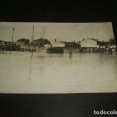 Postales: VALLADOLID 1924 INUNDACIONES DEL RIO ESGUEVA POSTA FOTOGRAFICA MUY RARA . Lote 103991779