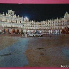 Postales: POSTAL DE:PLAZA MAYOR,SALAMANCA,(SIN CIRCULAR). Lote 104009611
