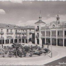 Postales: BURGO DE OSMA (SORIA) - PLAZA MAYOR. Lote 104034423