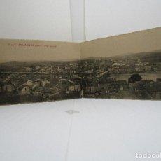 Postales: POSTAL PANORAMICA MIRANDA DE EBRO. Lote 104038987