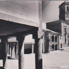 Postales: PLAZA MAYOR - MORON DE ALMAZAN (SORIA) - EDICIONES VISTABELLA - MADRID. Lote 104058815
