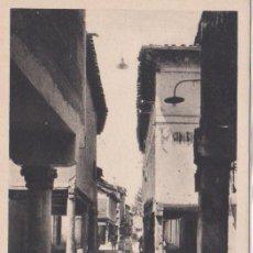 Postales: BURGO DE OSMA (SORIA) - CALLE DE SAN PEDRO. Lote 104059707