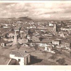 Postales: SORIA VISTA GENERAL FOTO POSTAL CON CENSURA. Lote 104068471