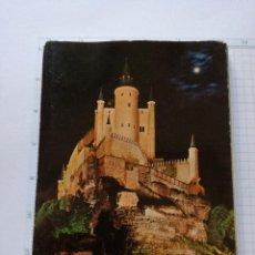 Postales: 10 POSTAL LIBRO ACORDEON - CASTILLA LEON - SEGOVIA - ED. GARRABELLA 1970. Lote 104218595