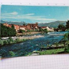 Postales: POSTAL Nº 8 - CASTILLA LEON - AVILA, BARCO DE AVILA - ED. BARCO 1965. Lote 104220615