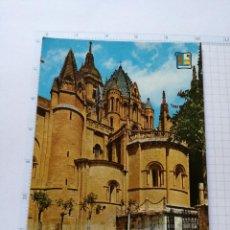Postales: POSTAL Nº 13 - CASTILLA LEON - SALAMANCA, CATEDRAL VIEJA - ED. PERGAMINO 1968. Lote 104221191