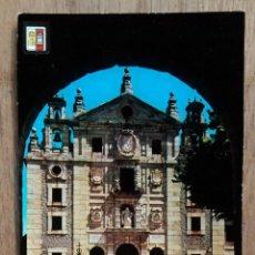 Postales: AVILA - CONVENTO DE SANTA TERESA. Lote 104348551