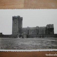 Postales: POSTAL MEDINA DEL CAMPO VALLADOLID CASTILLO VISTA PARCIAL. Lote 105589695