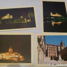 Postales: LOTE DE 4 POSTALES DE SALAMANCA : CATEDRALES . Lote 105778395