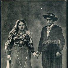 Postales: POSTAL LEON MARAGATOS COLECCION DE TIPOS 9 . LACOSTE CA AÑO 1910. Lote 105998459
