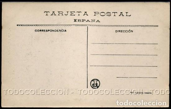 Postales: POSTAL LEON MARAGATOS COLECCION DE TIPOS 9 . LACOSTE CA AÑO 1910 - Foto 2 - 105998459