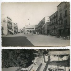 Postales: CIUDAD RODRIGO, SALAMANCA. LOTE DOS POSTALES, Nº 1 Y Nº 14, EDICIONES ARRIBAS, CIRCULADAS. Lote 107347439