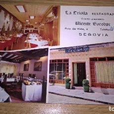 Postales: SEGOVIA. Lote 107374283