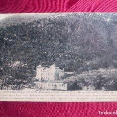 Postales: TARJETA POSTAL. OÑA. BURGOS Y SU REAL MONASTERIO. (COLEGIO DE P.P JESUITAS). . Lote 107855815