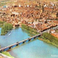 Postales: SALAMANCA -VISTA GENERAL AÉREA- (ED. PERGAMINO Nº 85) SIN CIRCULAR / P-1720. Lote 108887543