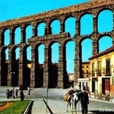 Postales: SEGOVIA -Nº 805 ACUEDUCTO ROMANO- (EDICIONES RO - FOTO Nº 805) SIN CIRCULAR / P-1729. Lote 108889087
