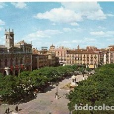 Postales: VALLADOLID - 27 PLAZA MAYOR. Lote 109287011