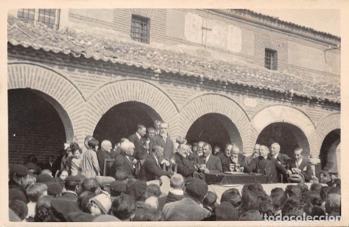 SANGARCÍA (SEGOVIA).- AÑO 1927- FOTOGRÁFICA (Postales - España - Castilla y León Antigua (hasta 1939))