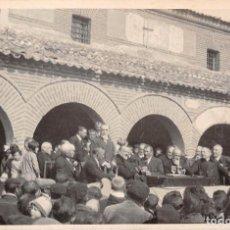 Postales: SANGARCÍA (SEGOVIA).- AÑO 1927- FOTOGRÁFICA. Lote 109775263