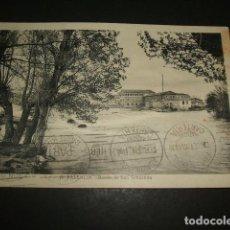 Postales: PALENCIA BARRIO DE SAN SEBASTIAN. Lote 109897115