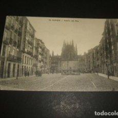 Postales: BURGOS HUERTO DEL REY. Lote 109992799