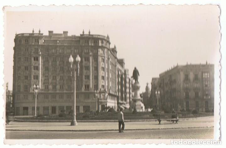 POSTAL VALLADOLID MONUMENTO A ZORRILLA Nº 9 (Postales - España - Castilla y León Moderna (desde 1940))