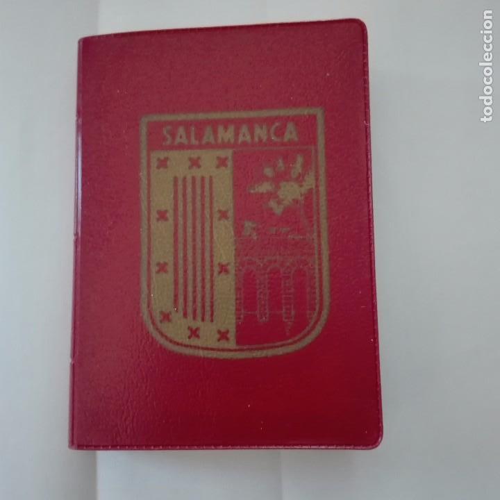 20 POSTALES EN ACORDEON DE SALAMANCA TAMAÑO DE ELLAS 10.50 X 7.50 (Postales - España - Castilla y León Moderna (desde 1940))