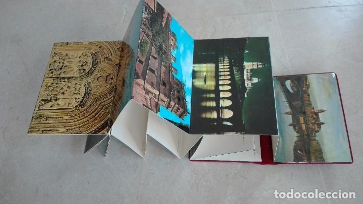 Postales: 20 POSTALES EN ACORDEON DE SALAMANCA TAMAÑO DE ELLAS 10.50 X 7.50 - Foto 2 - 110055479
