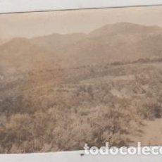 Postales: FOTOGRAFIA 8 X 5,50 CM HERGUIJUELA DE LA SIERRA SALAMANCA. Lote 110887195