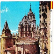 Postales - SALAMANCA - CATEDRAL VIEJA - ABSIDE Y TORRE DEL GALLO - 111081131