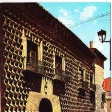 Postales: SEGOVIA - CASA DE LOS PICOS. Lote 111082227