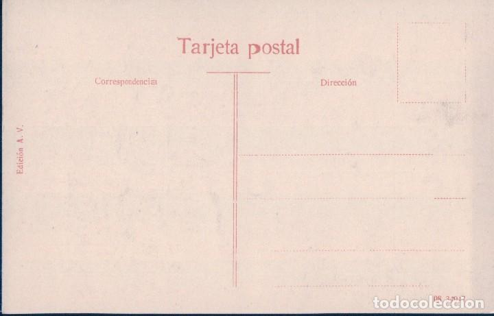 Postales: POSTAL BURGOS 54 - HUELGAS - SEPULCRO DE LA INFANTA Dª BERENGUELA HIJA DE S FERNANDO - AV - Foto 2 - 111224555