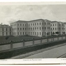 Postales: ASTORGA. 8. CUARTEL DE SANTOCILDES. L. ROISIN, FOTÓGRAFO LEÓN. Lote 111423883