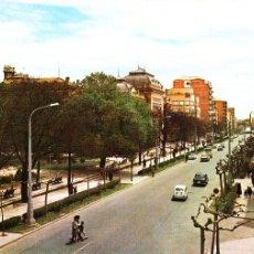 Cartoline: PALENCIA -AVENIDA REPÚBLICA ARGENTINA- SIN CIRCULAR (ESCRITO PALENCIA EN EL REVERSO) / P-1824. Lote 109463715