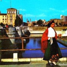 Cartes Postales: LEON -PUENTE ROMANO Y HOSTAL SAN MARCOS- (EDICIONES ARRIBAS Nº 55) SIN CIRCULAR / P-2226. Lote 112529015