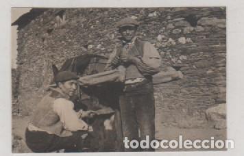 FOTOGRAFIA 8.50 X 6 CM ZAMORA TIPOS POPULARES. TRAJE REGIONAL (Postales - España - Castilla y León Antigua (hasta 1939))