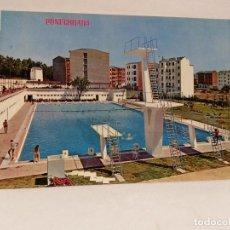 Postales: POSTAL PONFERRADA PISCINA CLUB DE TENIS, ED. PARIS, SIN USO.. Lote 112759427