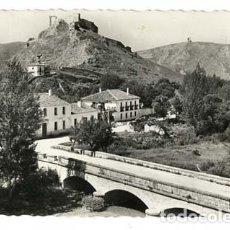 Postales: SORIA BURGO DE OSMA CASTILLO DE OSMA . EDICIONES ARIBAS 43. SIN CIRCULAR. Lote 112992319